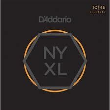 NYXL Light Electric Guitar Strings
