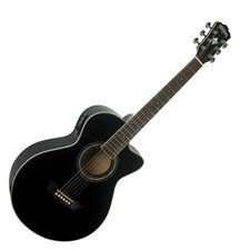 Washburn EA10B Festival Series Acoustic Guitar