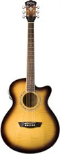 Washburn EA-15 ATB Festival Series Acoustic Guitar